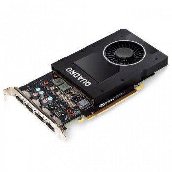 Відеокарта QUADRO P2000 5120MB HP (1ME41AA)