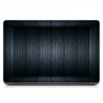 "Универсальная наклейка на ноутбук 15.6""-13.3"" IdeaClock 380х250 мм 3Д дизайн Матовая"