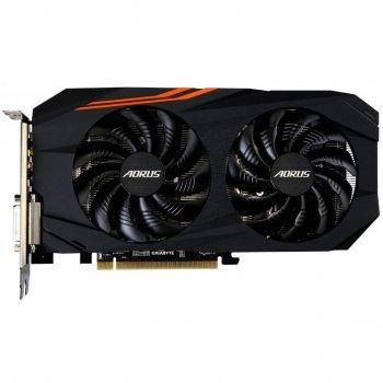 Відеокарта Gigabyte Radeon RX 570 4096Mb AORUS (GV-RX570AORUS-4GD) Refurbished