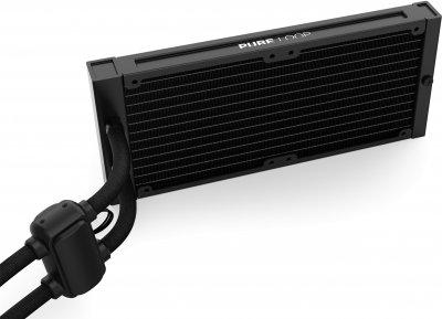 Система рідинного охолодження be quiet! Pure Loop 240 мм (BW006)
