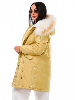 Куртка Remix 1825 Горчичная