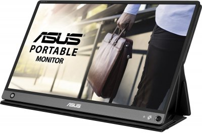 "Монітор 15.6"" Asus MB16AHP (90LM04T0-B01170)"