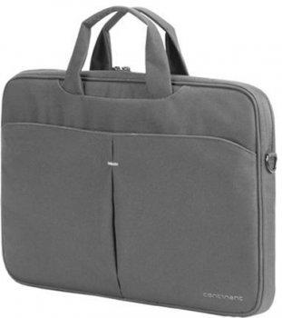 """Сумка для ноутбука Continent 13.3"""" Grey (CC-014 Grey)"""