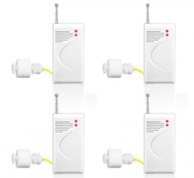 Датчик утечки воды 433 мГц, датчик затопления поплавочный (ДУВ-104)