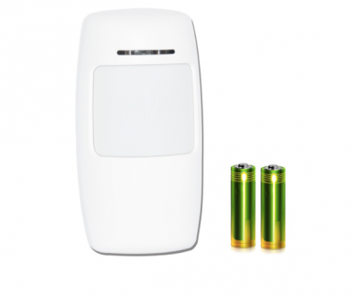 Бездротовий Датчик руху 433 мГц для GSM сигналізації (ІДД-102б)