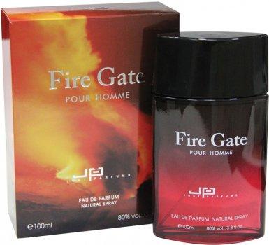 Туалетная вода для мужчин Just Parfums Fire Gate 100 мл (8907202000396/8907202000369)
