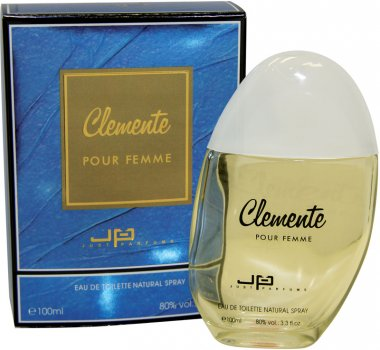 Туалетная вода для женщин Just Parfums Clemente 100 мл (8903386003622/8907202000260)
