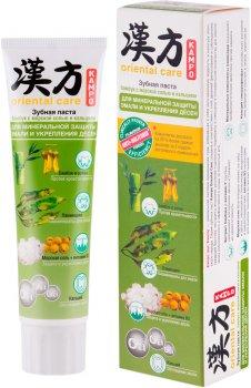 Зубная паста Modum Kampo Oriental Care Бамбук с морской солью и кальцием 100 г (4811230017890)