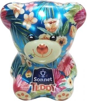 Чайный набор-копилка Sonnet Teddy Весенний 25 экспресс-пакетиков (4820082708337)