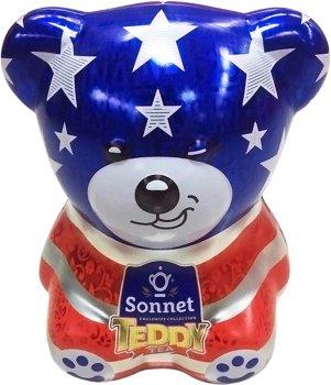 Чайный набор-копилка Sonnet Teddy Американский 25 экспресс-пакетиков (4820082708399)