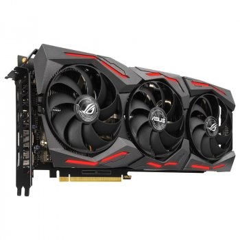 Відеокарта GF RTX 2060 6GB GDDR6 ROG Strix Gaming Evo Asus (ROG-STRIX-RTX2060-6G-EVO-GAMING)