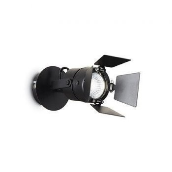 Спот Ideal Lux СІАК AP1 NERO (095653)