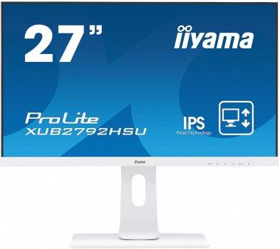Монитор IIYAMA XUB2792HSU-W1 C (XUB2792HSU-W1 C) (WY36dnd-255062)