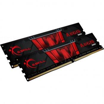 Модуль памяти для компьютера DDR4 16GB (2x8GB) 3200 MHz AEGIS G.Skill (F4-3200C16D-16GIS) (WY36dnd-257907)
