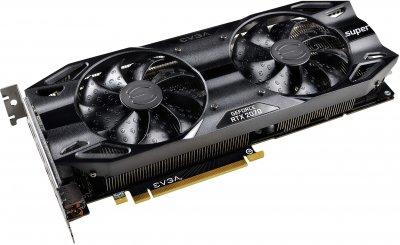 EVGA PCI-Ex GeForce RTX 2070 Super KO Gaming 8GB GDDR6 (256bit) (1770/14000) (HDMI, 3 x DisplayPort) (08G-P4-2072-KR)