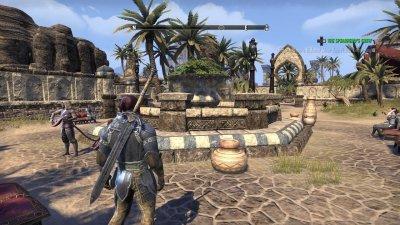 The Elder Scrolls Online Morrowind (англійська версія) PS4
