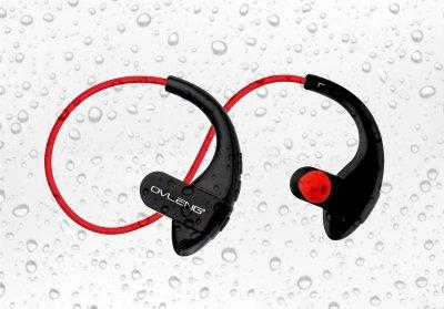 Навушники Ovleng S13 Bluetooth Sport Bass Red (nos13btsbr)