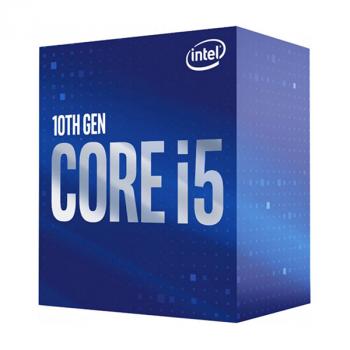 Процесор Intel Core i5-10600K 4,1 GHz (4,8 GHz Boost) (Box) (BX8070110600K) LGA1200