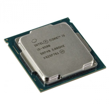Процесор Intel Core i5-9500 3,0 GHz (4,4 GHz Boost) (Tray) (CM8068403362610) LGA1151