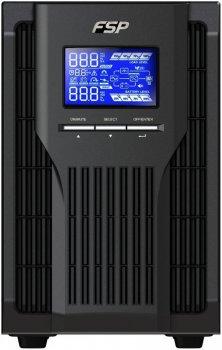 Джерело безперебійного живлення FSP Knight Pro+ 3000VA (on-line) (Knight_Pro_3K)