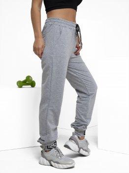 Спортивные штаны ISSA PUS 12247 Серые
