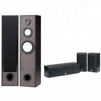 Акустичні системи Yamaha Kino System 7390 (RX-V385 + NS-7390 + NS-P51) Black