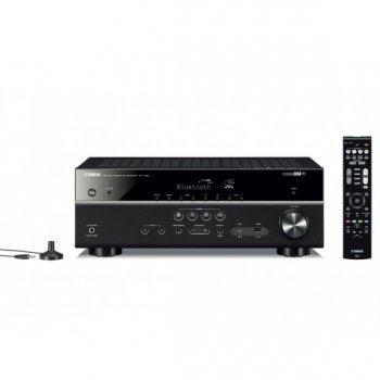 Мультимедийная акустика Yamaha Kino System 485 (RX-V485 + NS-8390 + NS-P51) Black