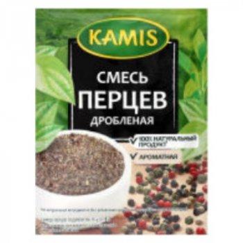 Приправа Каміѕ Суміш перців подрібнений 15 гр