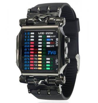 Чоловічі годинники TVG Robot 1258 157738