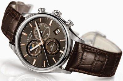 Чоловічий наручний годинник Certina C033.450.16.081.00
