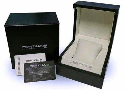 Чоловічий наручний годинник Certina C035.410.16.057.00