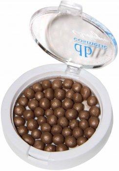 Бронзатор db cosmetic шариковый Bellagio Pearls Highlighter №114 25 г (8026816114917)