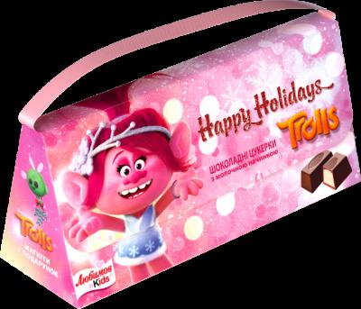 Шоколадные конфеты Любимов Kids 100 г