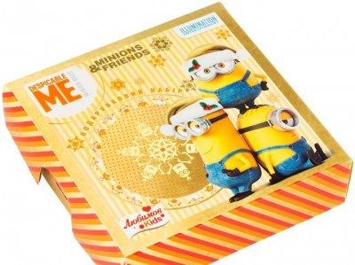 Упаковка шоколада Любимов Kids 200 г * 5 шт