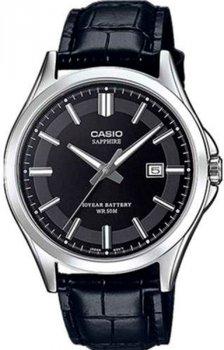 Чоловічі годинники Casio MTS-100L-1AVEF