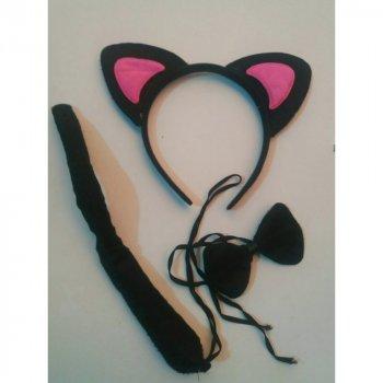 Набор Кошечка розовые ушки ABC
