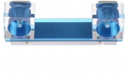 Світильник спотовий Brille HTL-148/2 G9 Blue (L62-006)