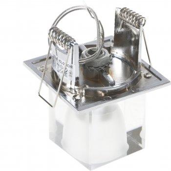 Світильник точковий Brille HDL-G100 SN (163946)