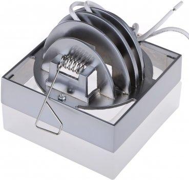 Світильник точковий Brille HDL-DS 17 TECNO-170 P CHR (163223)