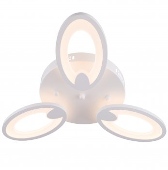Люстра Brille BL-467C/3x10W WH LED (22-995)