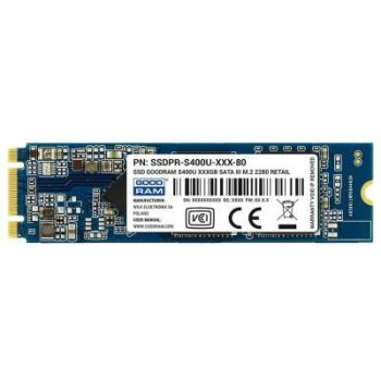 Накопитель SSD M.2 2280 240GB GOODRAM (SSDPR-S400U-240-80)