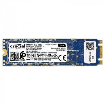 Накопитель SSD M.2 2280 250GB MICRON (CT250MX500SSD4)