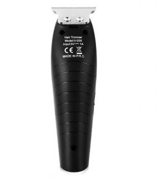 Бездротова машинка для стрижки волосся VGR V-030 Black