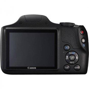 Цифрова фотокамера Canon Powershot SX540 IS Black (1067C012) (офіційна гарантія)
