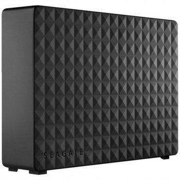 """Накопичувач зовнішній HDD 3.5"""" USB 12TB Seagate Expansion Black (STEB12000400)"""
