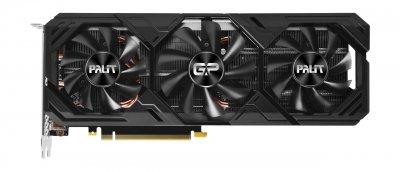 Відеокарта GF RTX 2070 Super 8GB GDDR6 GamingPro OC Palit (NE6207ST19P2-186T)