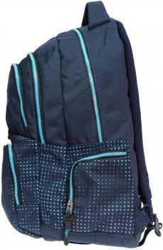 Рюкзак Safari 46 х 33 х 15 см 22 л Синій (19-102L-2/8591662091021)