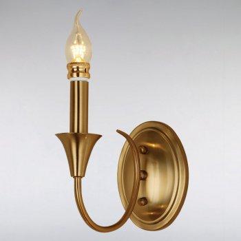 Бра Light House LS-13369-1 CU бронза