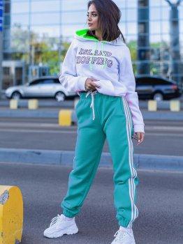Спортивні штани MA Original 4-228 Ментолові
