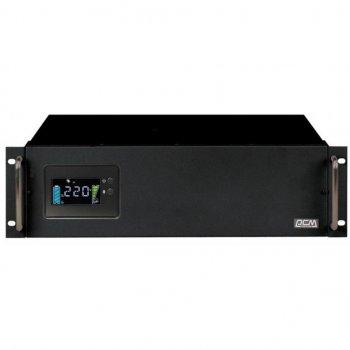 Джерело безперебійного живлення KIN-3000AP RM LCD Powercom
